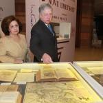 Њ.К.В. Принцеза Катарина и Њ.К.В. Престолонаследник Александар II