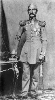 Photo of Prince Alexander Karadjordjevic