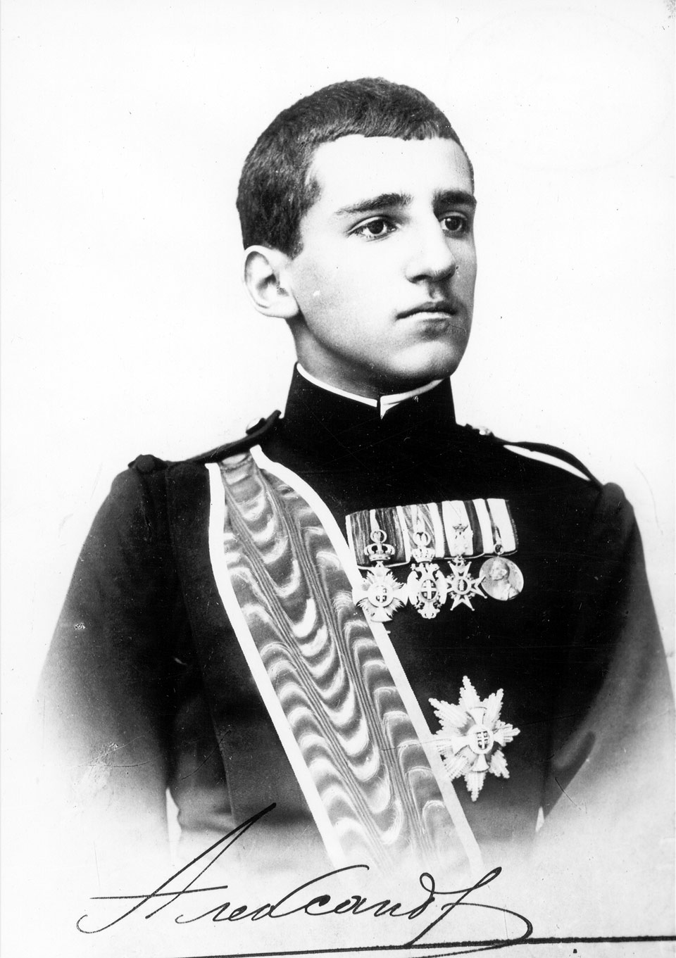 HRH Prince Alexander