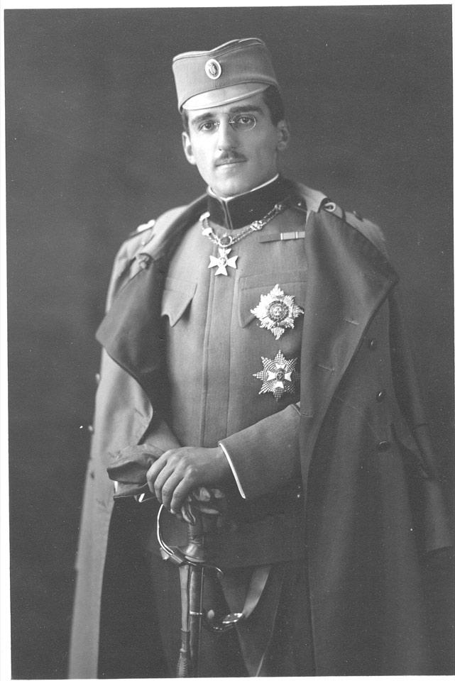 HM King Alexander