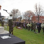 Address by HE Julia Patricia Finney, Australian Ambassador to Serbia just before the laying of wreaths