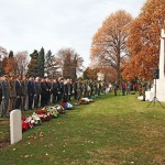 Ceremony of laying wreaths