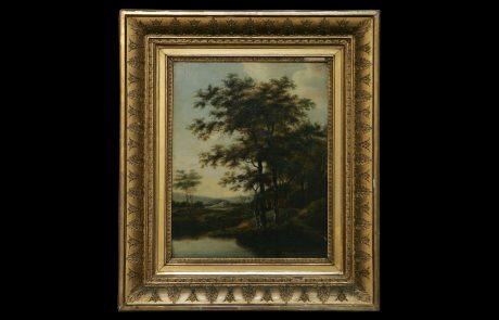 Landscape, unknown artist