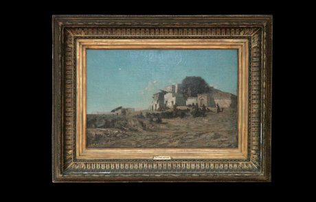 Fortification in Morocco, Eugene Fromentin, 19ct