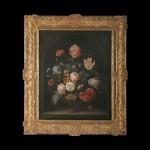 Vaza sa cvećem, Abraham Minjon, 17 vek