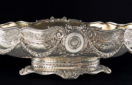 Silverware, the Royal Palace, 19th century