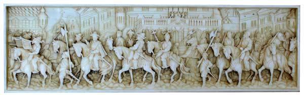 Ivory motif, White Palace