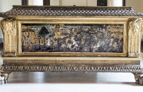 Cassone, Florentine marriage chest, the Royal Palace
