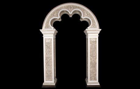 The Royal Palace's Basement's door
