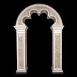 istocn. port. sobe sapata, unutrasnja strana portala