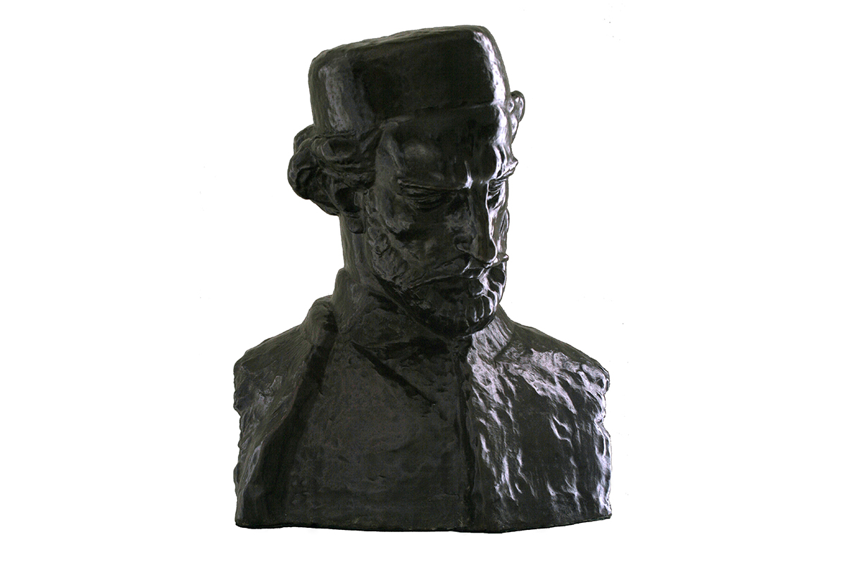 """""""Petar Petrović Njegoš"""", Ivan Meštrović"""