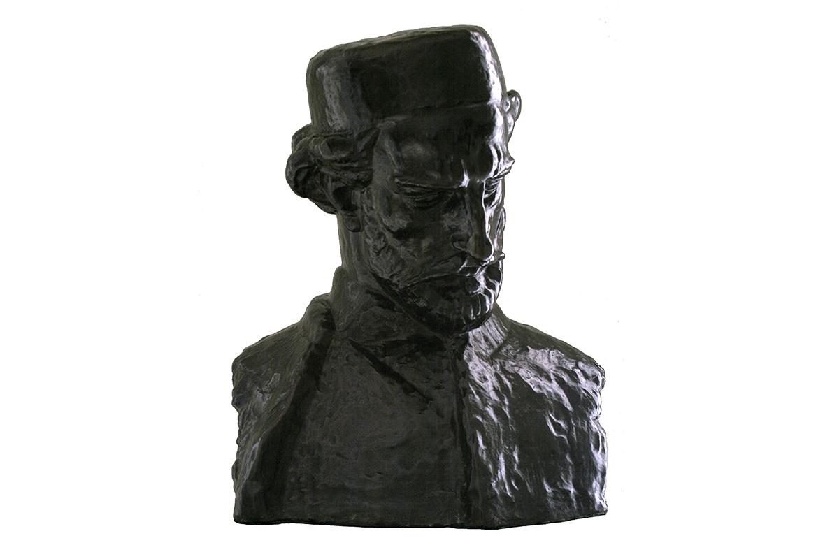"""Petar Petrovic Njegos"", Ivan Mestrovic"