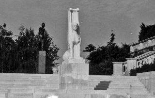 Архивска фотографија Сфинге, 1957