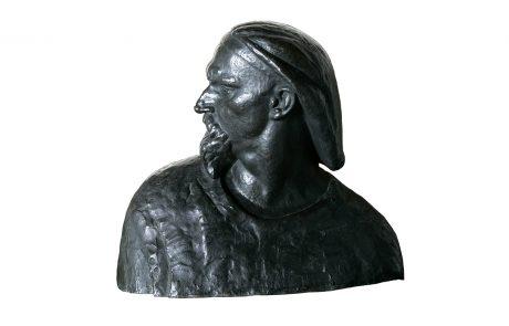Self-portrait of Ivan Mestrovic