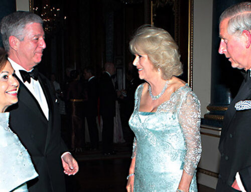 Two Royal Families –  Historical ties