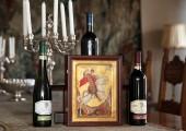 Икона Светог Ђорђа и вина Краљевске винарије са Опленца део су поклона које је Престолонаследник Александар даривао Принцу од Велса