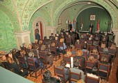 The 25th Anniversary of the Crown Council marking