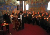 Memorial service for the deceased members of the Advisory Bodies of the Crown in the Royal Chapel of St. Andrew the First-Called