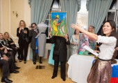 Charity auction in aid of children with with special needs from Serbia