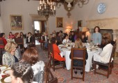 Дамски ручак на Краљевском двору