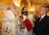Holy Communion of HRH Crown Prince Alexander