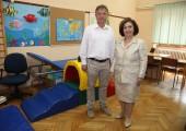 G-din Milenko Čučković, član Gradskog veća grada Pančeva i Nj.K.V. Princeza Katarina