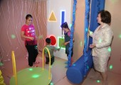 """Nova senzorna soba u školi za decu sa posebnim potrebama """"Mara Mandić"""" iz Pančeva"""