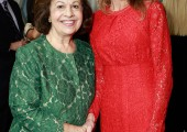 HRH Crown Princess Katherine and Aleksandra Milicevic