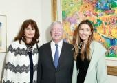 Dragana Djuknic, HRH Crown Prince Alexander, Bojana Jankovic Weatherly