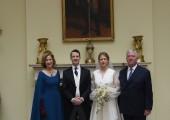 Princess Maria da Glória, Duchess of Segorbe, TRH Prince Philip and Princess Danica, HRH Crown Prince Alexander