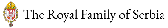 The Royal Family of Serbia Logo