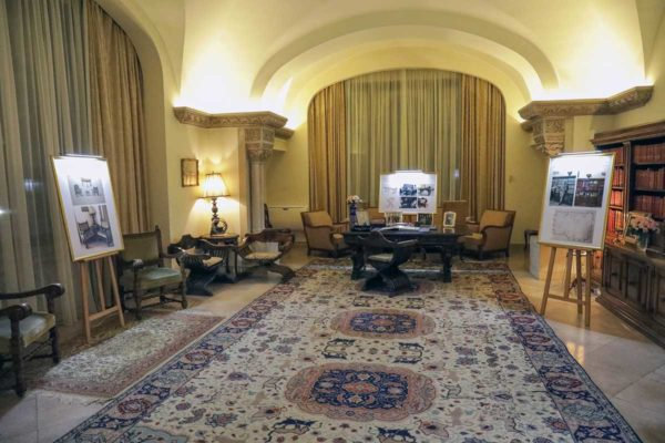 King's office
