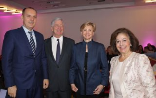 TRH CROWN PRINCE ALEXANDER AND CROWN PRINCESS KATHERINE OPEN 56TH CANCER CONFERENCE WEEK