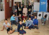 HRH CROWN PRINCESS KATHERINE DELIVERS VALUABLE DONATION FOR ORPHANAGE ZVECANSKA