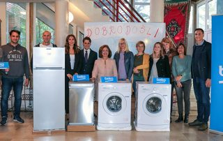 HRH CROWN PRINCESS KATHERINE DELIVERS VALUABLE DONATION FOR ORPHANAGE ZVECANSKA