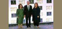 """HRH CROWN PRINCESS KATHERINE AWARDED """"AMBASSADOR OF GOOD SERVICE"""" ORDER"""