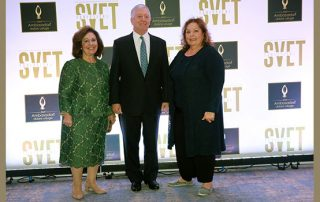 "HRH CROWN PRINCESS KATHERINE AWARDED ""AMBASSADOR OF GOOD SERVICE"" ORDER"