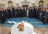 ROYAL FAMILY CELEBRATES PATRON SAINT'S DAY OF ST. ANDREW THE FIRST CALLED
