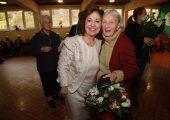 HRH PRINCESS KATHERINE VISITED HOME FOR THE ELDERLY PEOPLE VOZDOVAC