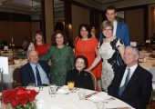 """ROYAL COUPLE ATTEND CHARITY DINNER IN HONOUR OF 2nd """"DR NANETTE KASS WENGER"""" CONFERENCE"""