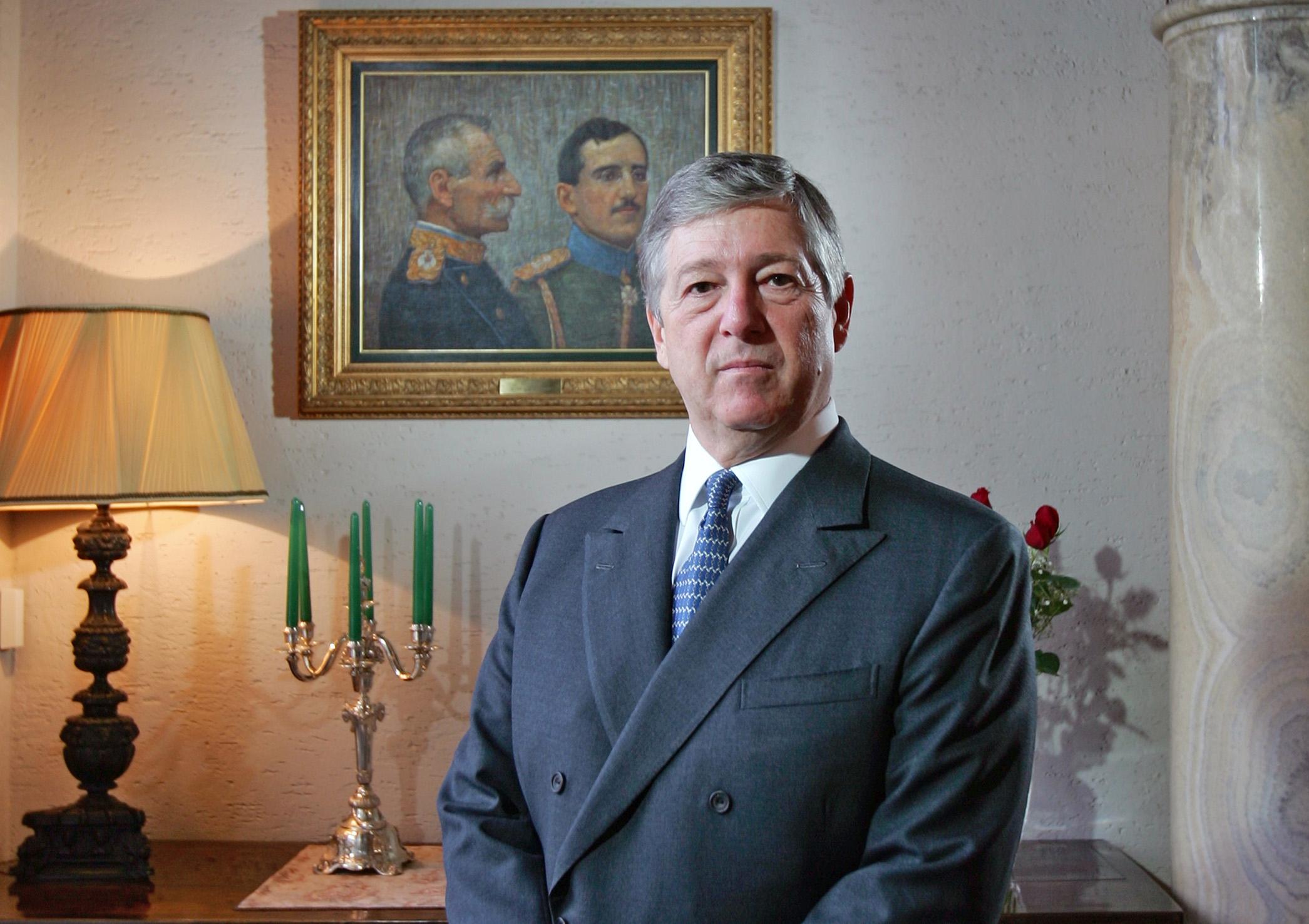 Alexander, Crown Prince of Yugoslavia