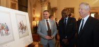 HRH CROWN PRINCE ALEXANDER RECEIVES MOVEMENT FOR KINGDOM OF SERBIA RESTORATION DELEGATION