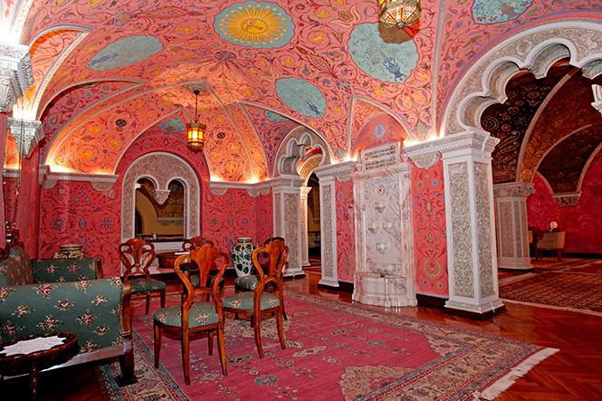 Orijentalni salon Kraljevskog podruma