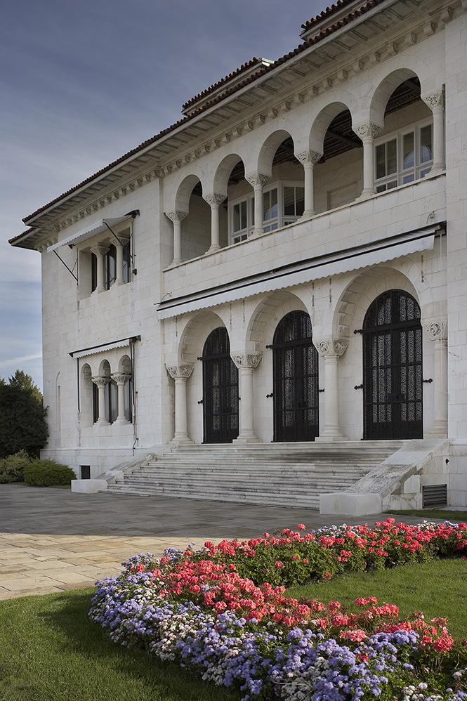 Terasa Kraljevskog dvora Srbije
