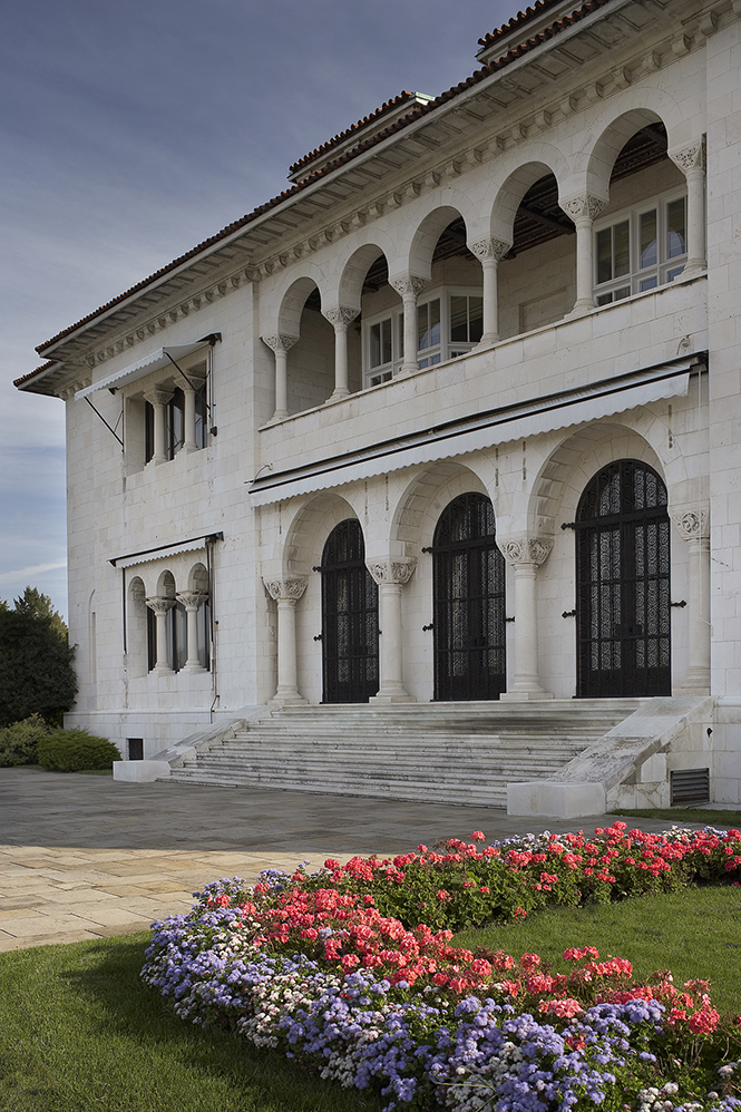 Back Entrance of the Royal Palace