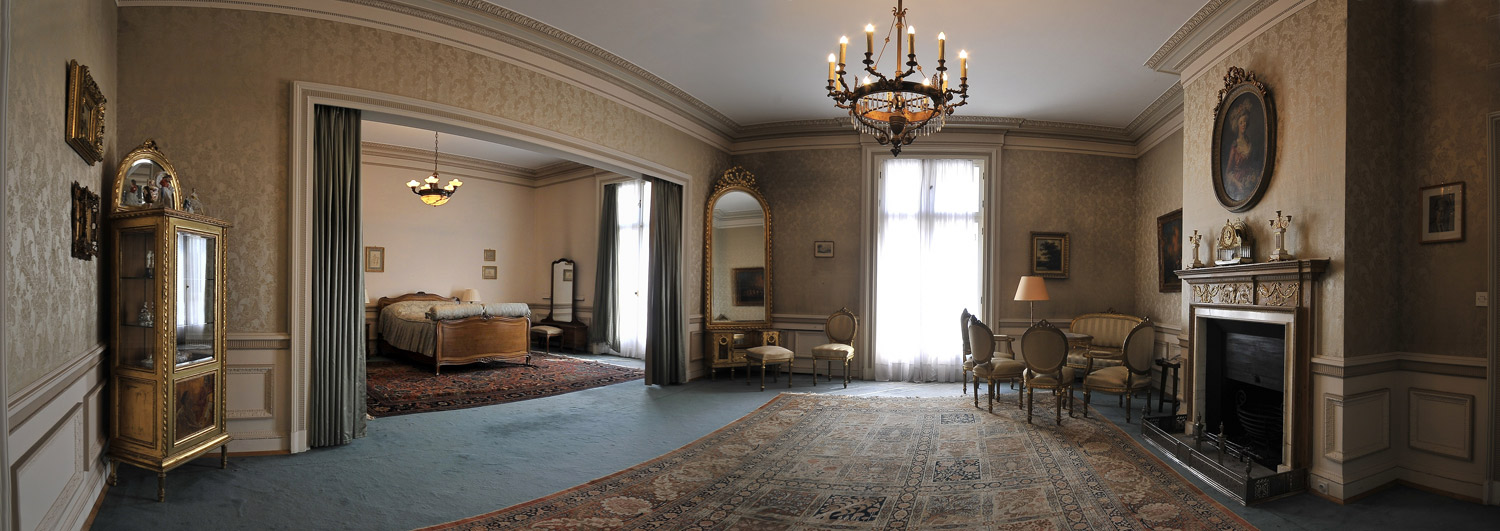 The White Palace's bedrooms