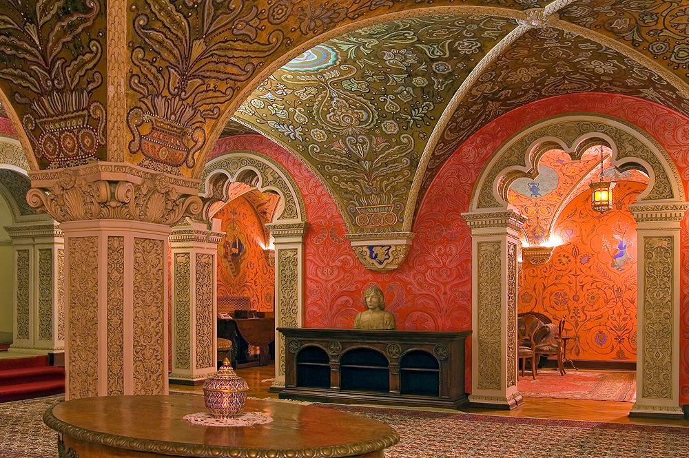 The Basement at the Royal Palace