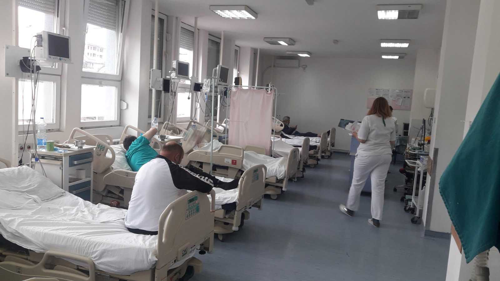 Beds and mattresses donation to Smederevo Hospital