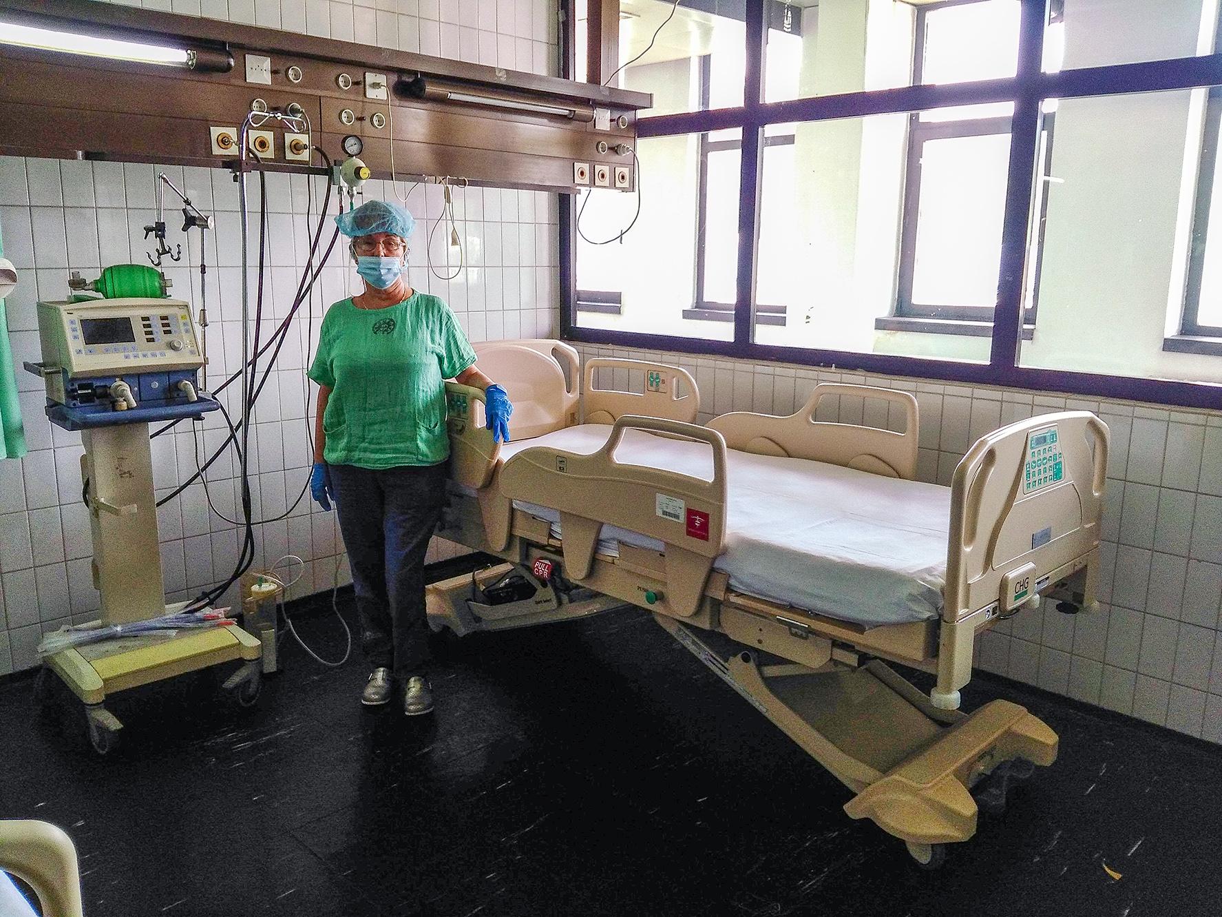 PRINCESS KATHERINE FOUNDATION DONATES ELECTRIC BEDS AND MATTRESSES VALUE OVER 28,500 EUROS FOR VALJEVO HOSPITAL