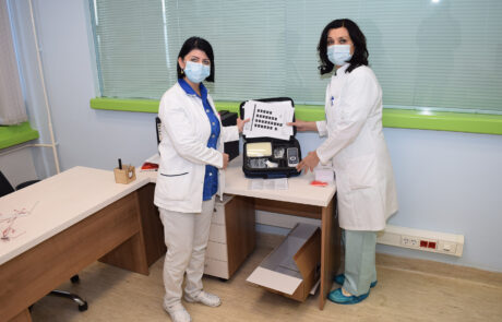 CROWN PRINCESS KATHERINE FOUNDATION, LIFELINE CHICAGO AND PITTSBURGH/TRI-STATE COMMITTEE HELP UNIVERSITY CLINICAL CENTRE OF REPUBLIKA SRPSKA